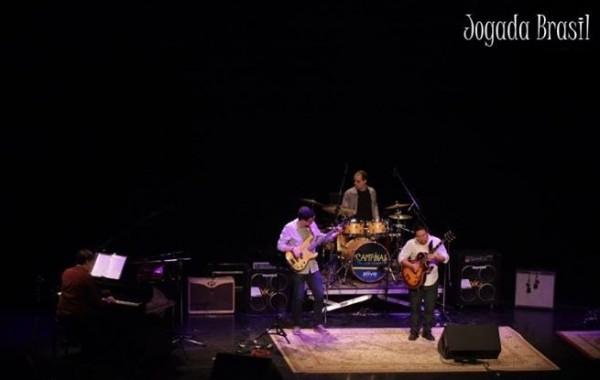 Jogada Brasil – Quarteto Instrumental